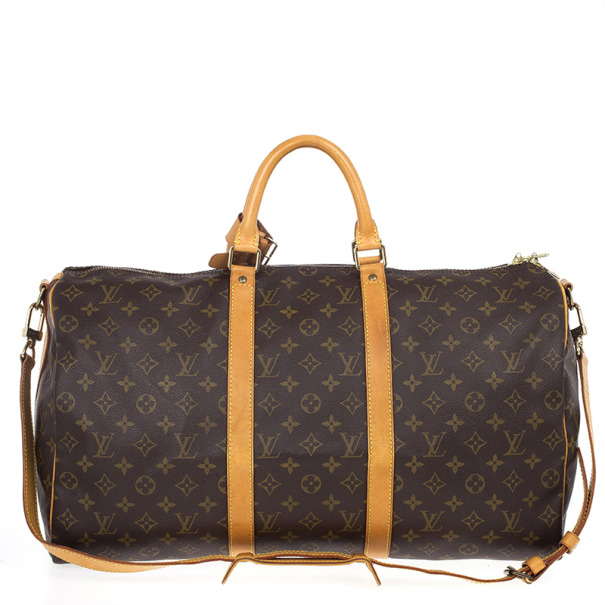 88b01b20ed295 ... Louis Vuitton Monogram Keepall Bandouliere 50. nextprev. prevnext