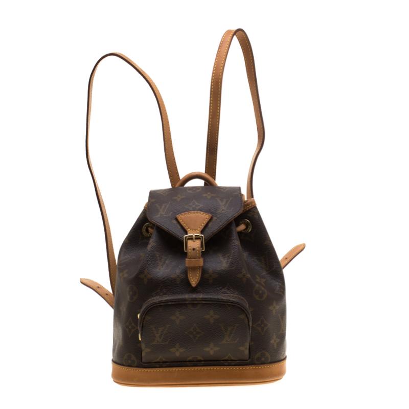 78fc2da5c1b1 ... Louis Vuitton Monogram Canvas Mini Montsouris Backpack. nextprev.  prevnext
