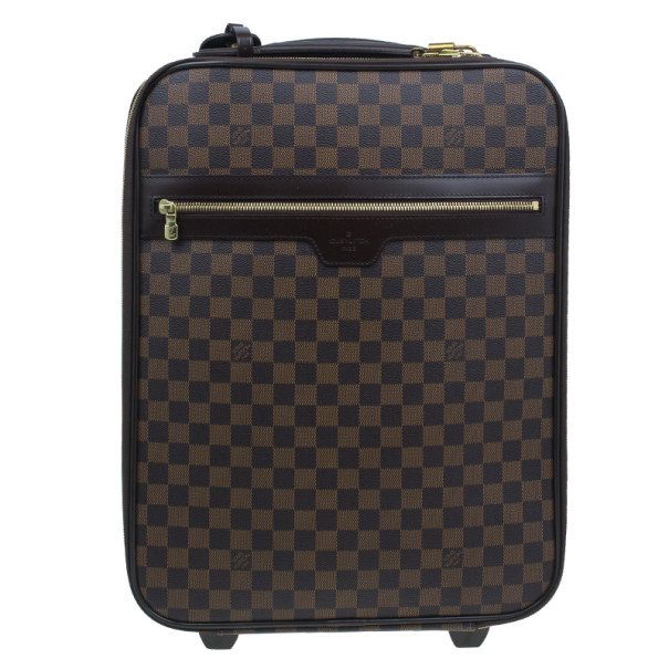 e03a9e0b5 Buy Louis Vuitton Damier Ebene Canvas Pegase 45 2891 at best price | TLC