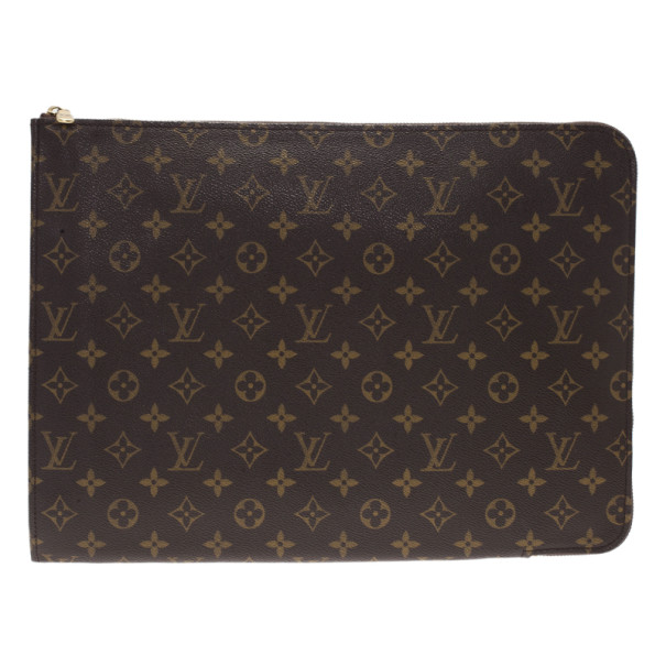 3b5cf6aa26ec ... Louis Vuitton Monogram Poche Documents Portfolio Case. nextprev.  prevnext