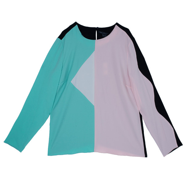 Marc by Marc Jacobs Cady Collage Top L