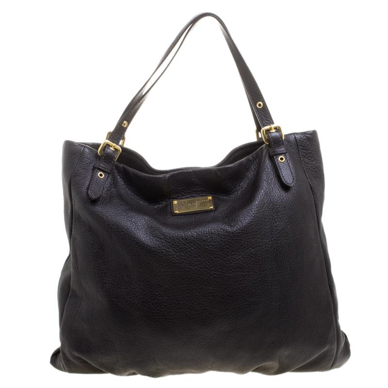 e8779dc8f090 ... Marc Jacobs Dark Brown Leather Classic Q Shopgirl Tote. nextprev.  prevnext