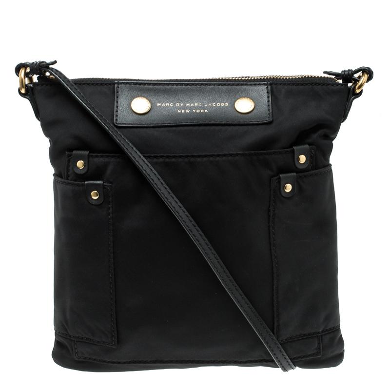 fdd903080 ... Marc Jacobs Black Nylon Preppy Sia Crossbody Bag. nextprev. prevnext