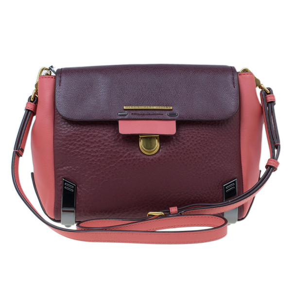 b611685ee5d2 ... Marc Jacobs Colorblock Leather Sheltered Island Satchel. nextprev.  prevnext