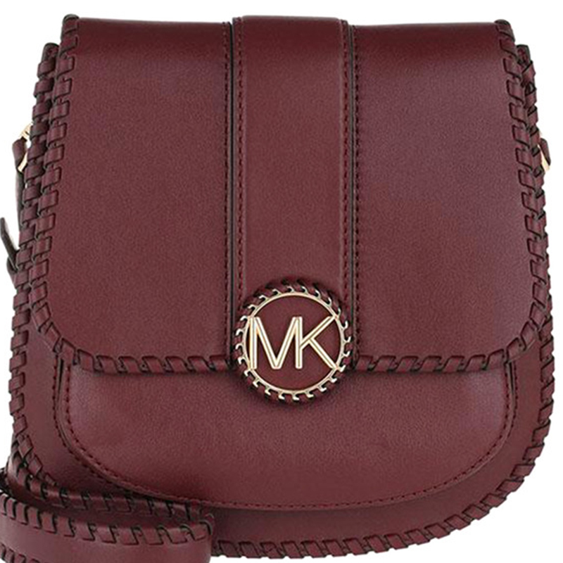 e539434156e5 ... Shoulder Bag Nextprev Prevnext. Michael Kors Burgundy Leather Lillie  Top Handle Shoulder
