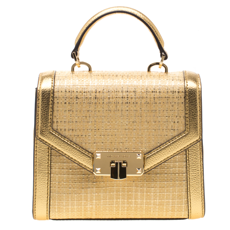 Get Michael Kors Bags Kuwait Gold 6bcec