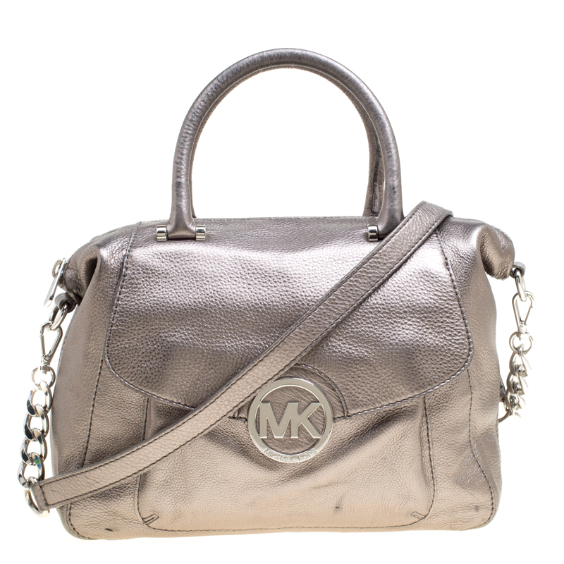 332172f2f578 Michael Kors Metallic Handbags Sale - Foto Handbag All Collections ...