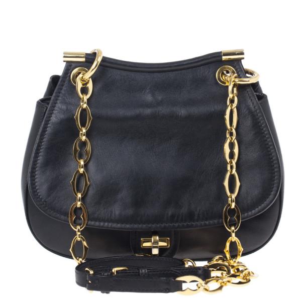a34cd31eb51 Buy Miu Miu Chain Strap Shoulder Bag 16568 at best price   TLC