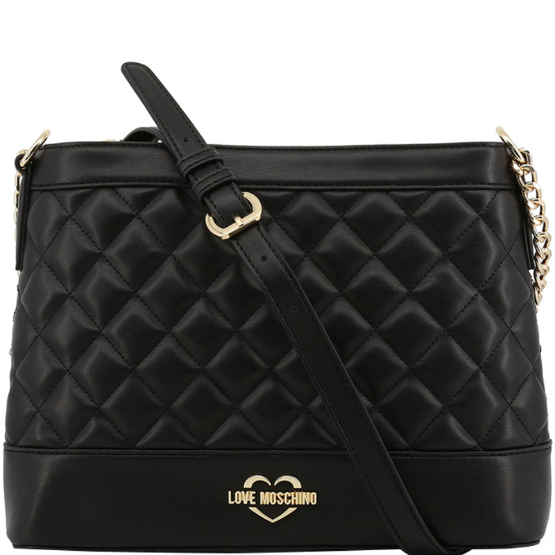 c400f1ea6a3 ... Black Quilted Leather Bucket Chain Shoulder Bag. nextprev. prevnext