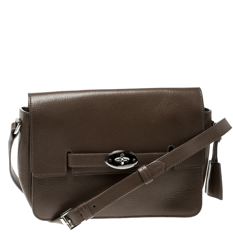 4a3ce82cfd0c ... Mulberry Brown Leather Bayswater Shoulder Bag. nextprev. prevnext