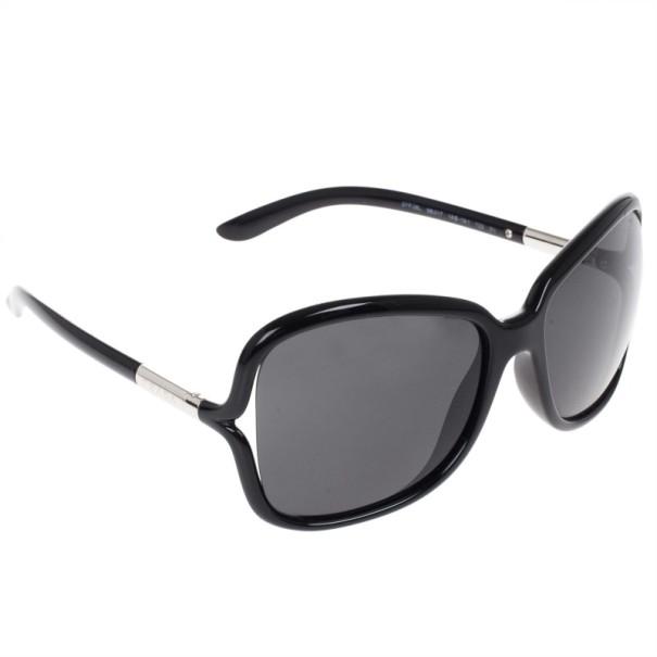 791411f2d69 Buy Prada Black Oversized Square Sunglasses 14474 at best price