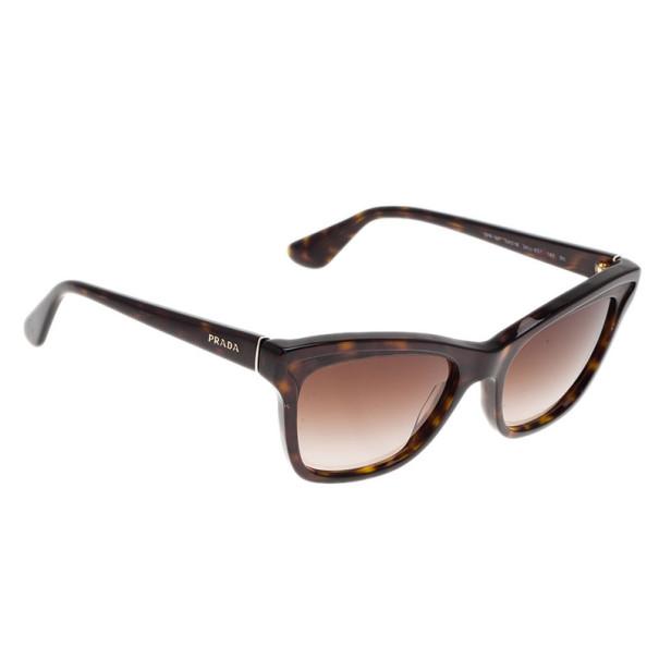 676f1bee7a34 Buy Prada Brown SPR 16P Wayfarer Sunglasses 9304 at best price