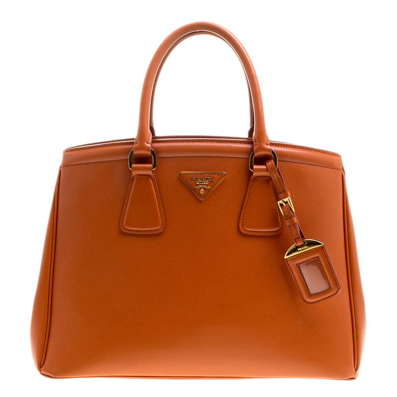 ec05af79e13c22 ... promo code prada orange saffiano lux leather parabole tote. nextprev.  prevnext 14e4b 8b296 ...
