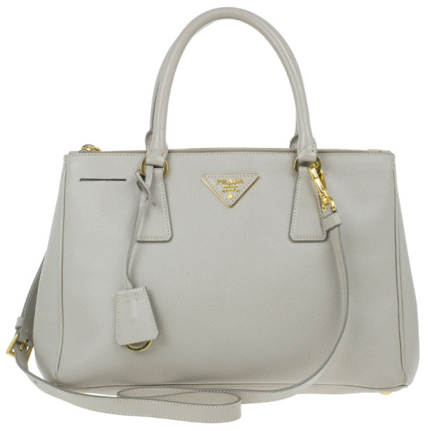 ae1218b3707e Buy Prada Saffiano Top Handle Lux Tote 14053 at best price | TLC
