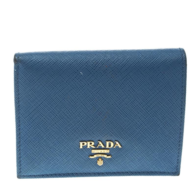 ... australia prada sky blue saffiano metal leather snap wallet. nextprev.  prevnext 5b29a 6cc83 ... 8bc68c999048f