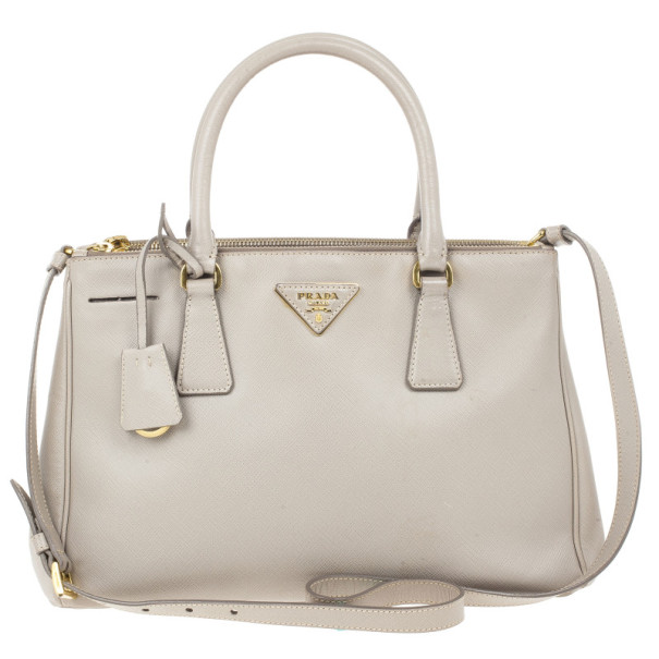3d6af0050751f1 ... where can i buy buy prada grey pomice mini saffiano lux tote 15138 at  best price