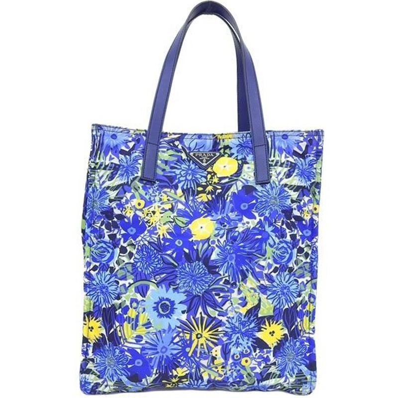 5f1e88615999 ... bag bb107 3b3b3 australia prada blue floral nylon tote. nextprev.  prevnext 566cf 32caf ...