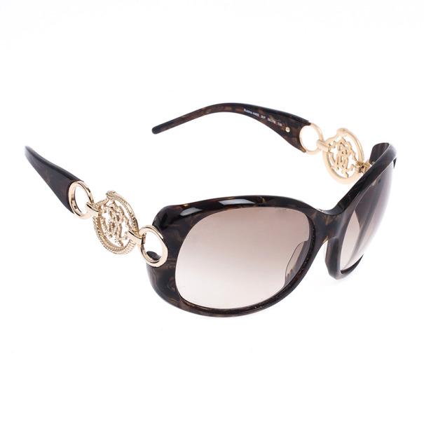 Roberto Cavalli Brown Rubino Womens Sunglasses