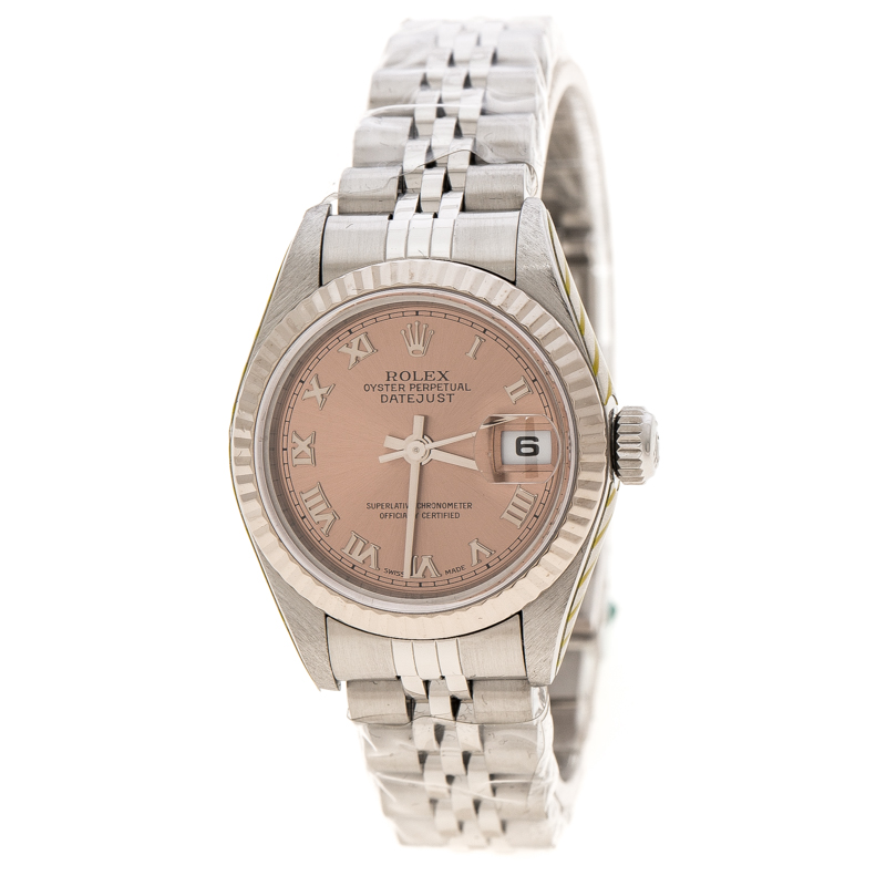 ... Stainless Steel Oyster Perpetual Datejust 79174 Women s Wristwatch 26  mm. nextprev. prevnext 759fd9a4d4