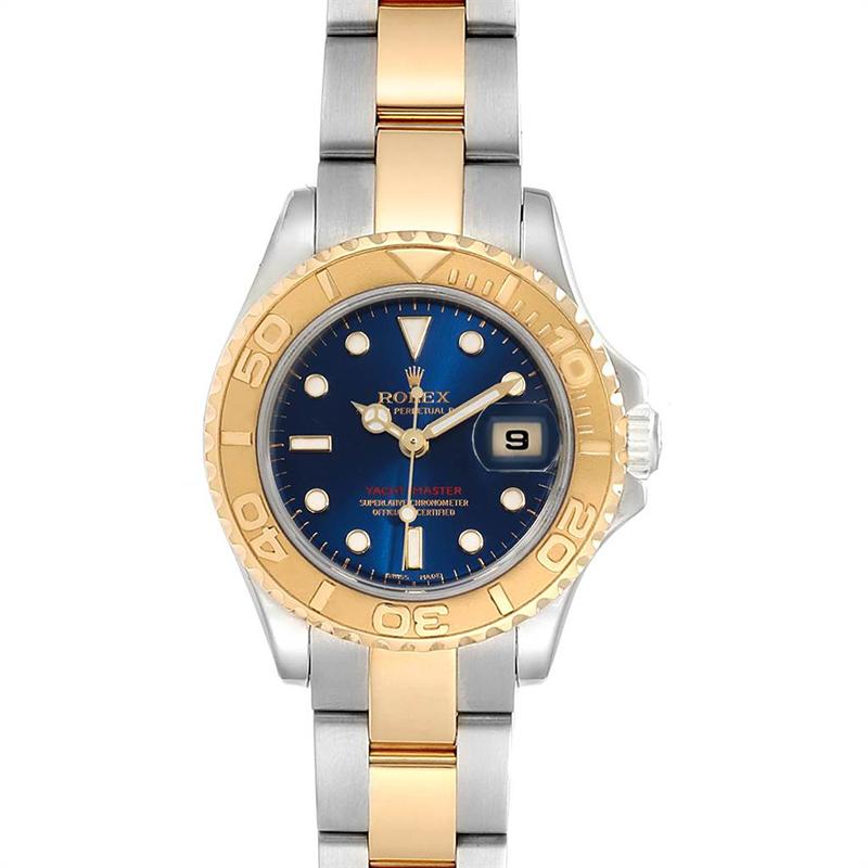 Rolex Blue