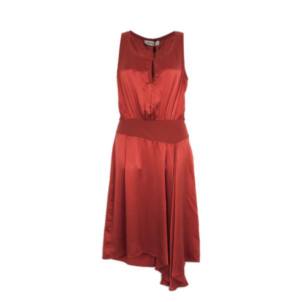 db42e44ec981 ... Yves Saint Laurent Ruched Evening Silk Dress M. nextprev. prevnext
