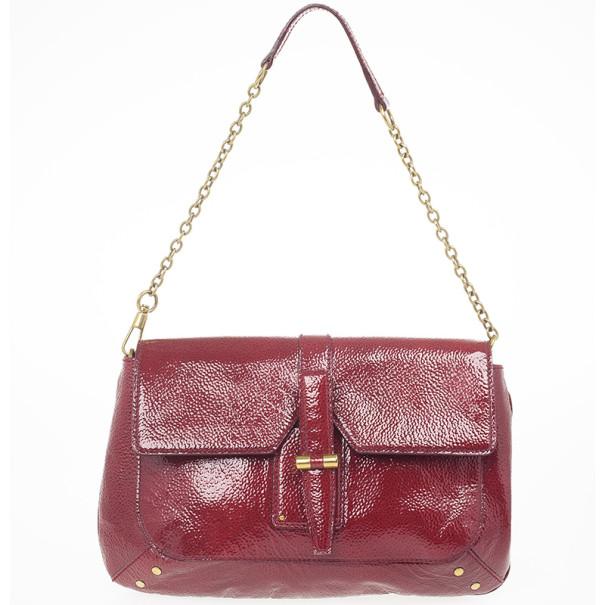 Buy Yves Saint Laurent Vintage Clutch Shoulder Bag 23895 At Best