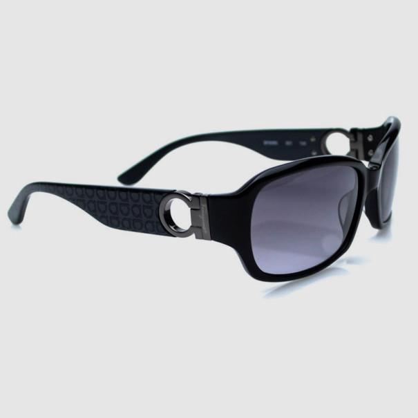 Salvatore Ferragamo Black SF608S Womens Sunglasses