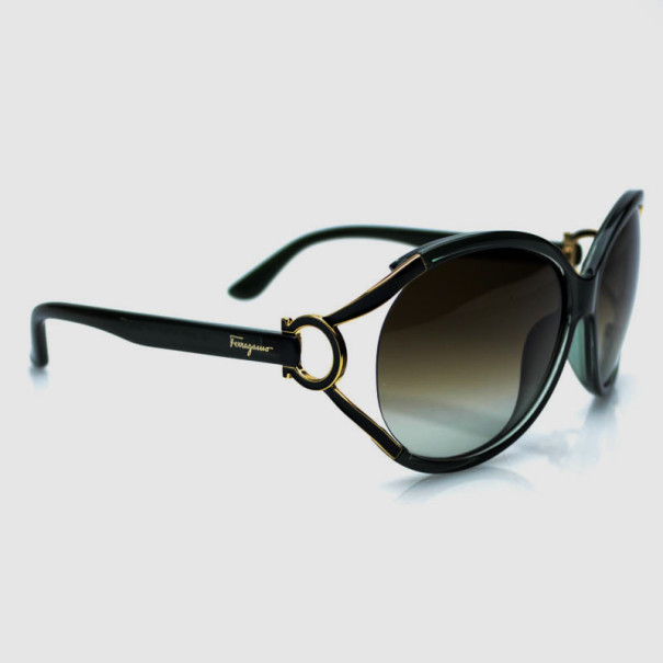 58c57e6c8a5 ... Salvatore Ferragamo Green SF600S Womens Sunglasses. nextprev. prevnext