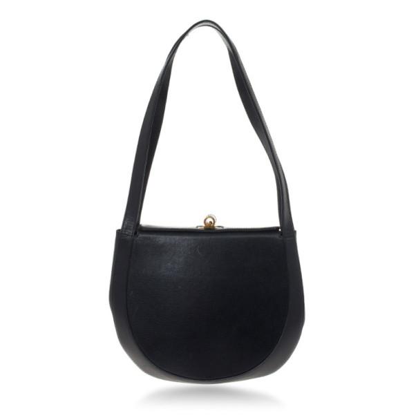 ... Salvatore Ferragamo Vintage Black Leather Shoulder Bag. nextprev.  prevnext 27f867a54c857