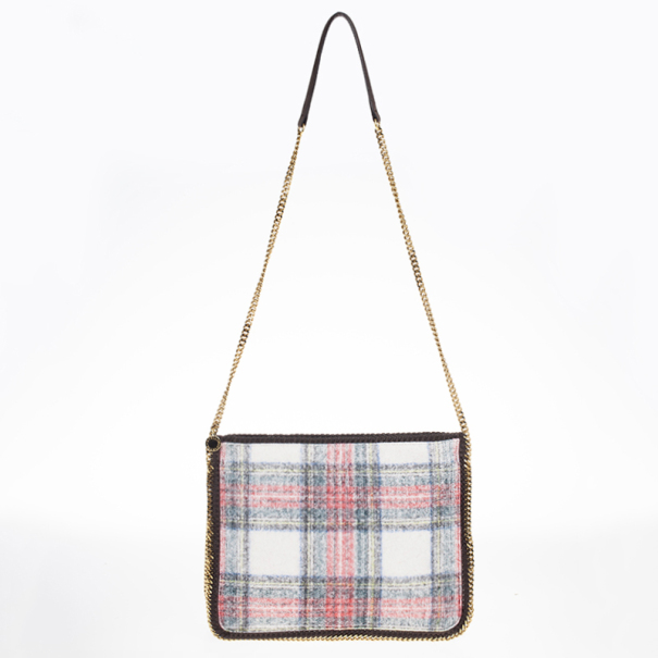 770448be4035 ... Stella McCartney Multicolor Falabella Tartan Crossbody Bag. nextprev.  prevnext
