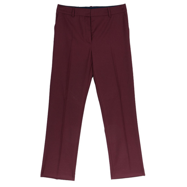 Stella McCartney Red Trousers S