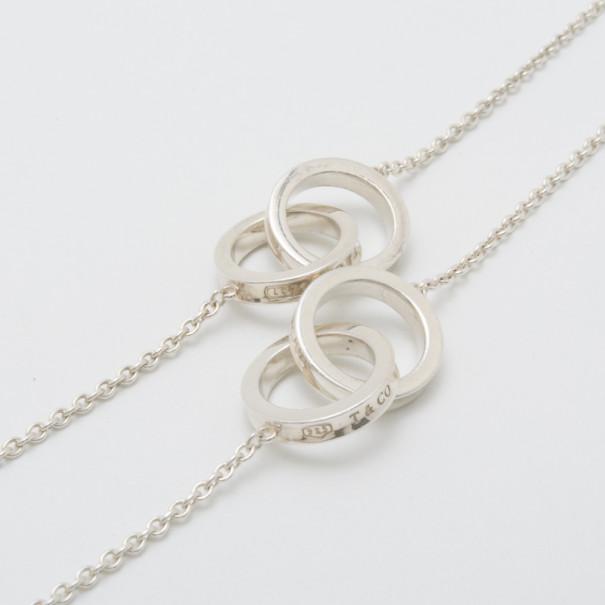 551cc1392 Buy Tiffany 1837™ Interlocking Circles Necklace 36546 at best price ...