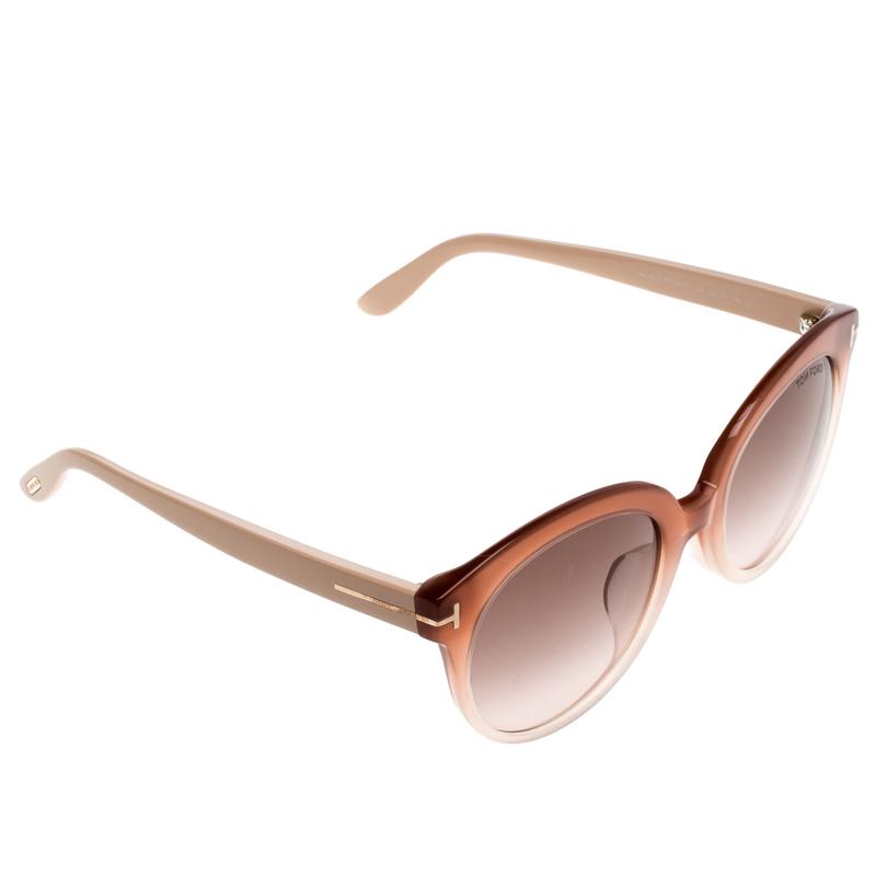 334ad7b92b52a ... Tom Ford Pink TF 429-F Monica Wayfarer Sunglasses. nextprev. prevnext