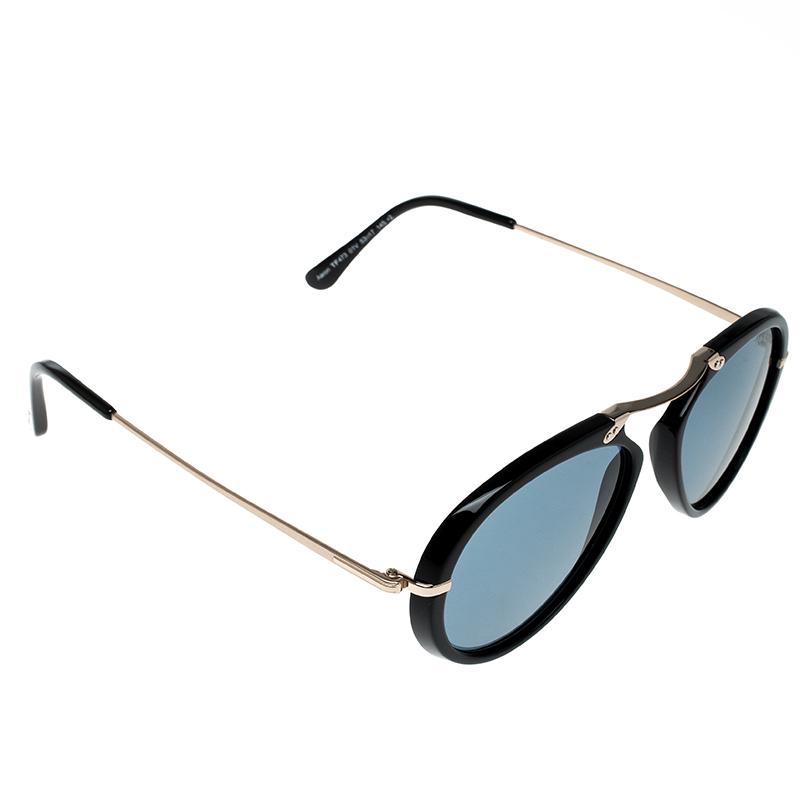 2dabb05bdedf ... Tom Ford Black Blue TF473 Aaron Aviator Sunglasses. nextprev. prevnext