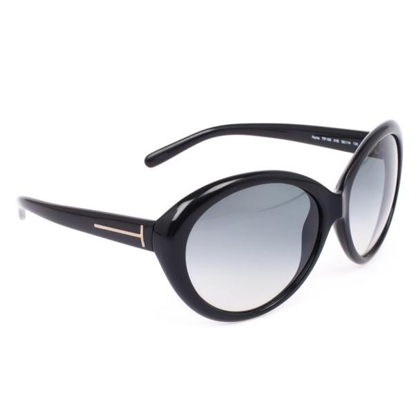 03df66679efe3 Buy Tom Ford Black Rania Sunglasses 33410 at best price