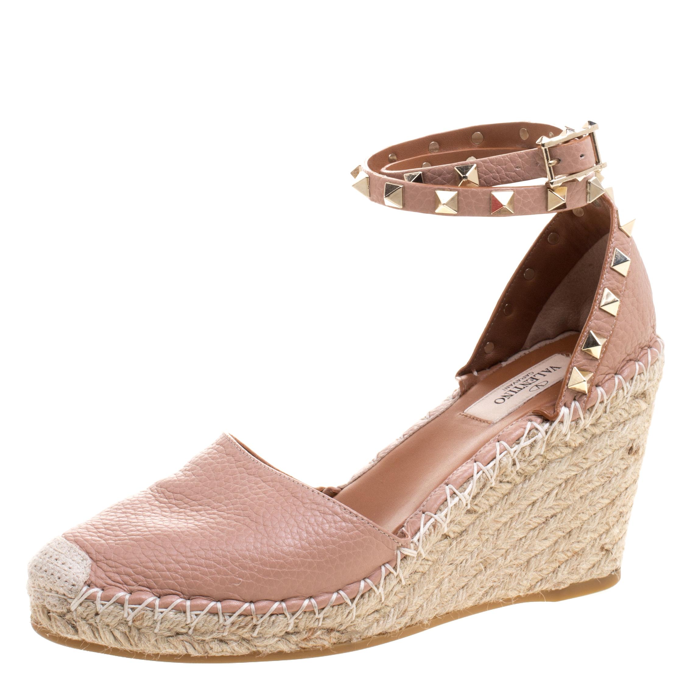 799c3cc7884 ... Ankle Strap Wedge Espadrille Sandals Size 37. nextprev. prevnext