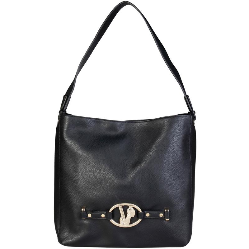e30225f879 ... Versace Jeans Black Faux Leather Shoulder Bag. nextprev. prevnext