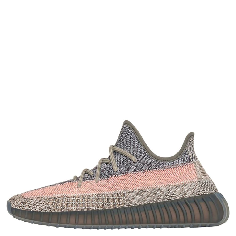 Pre-owned Yeezy X Adidas Adidas Yeezy 350 Ash Stone Sneakers Size Us 5 (eu 37 1/3) In Multicolor