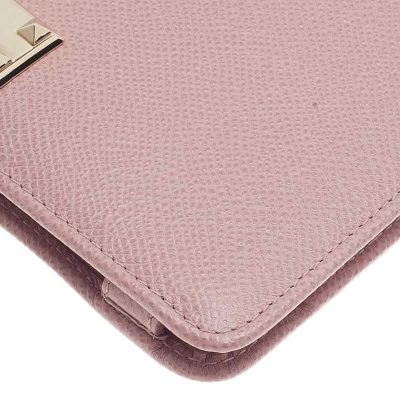Valentino Pink Leather iPad Cover